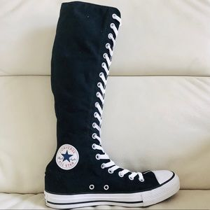Converse Chuck Taylor All Star Knee High Sneakers